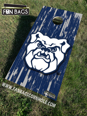Butler Bulldog MINI BAGGER Tabletop Game - FanBags Cornhole