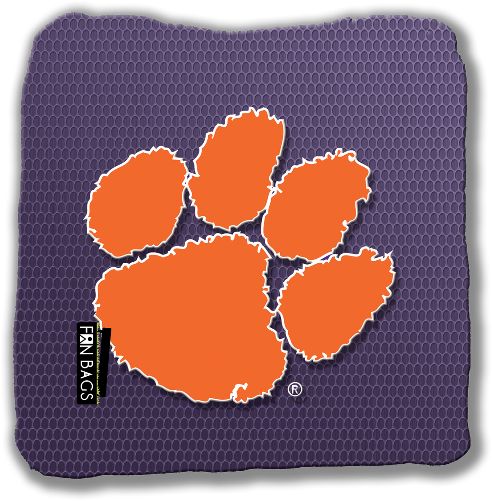 CLEMSON UNIVERSITY ACL APPROVED BAGS