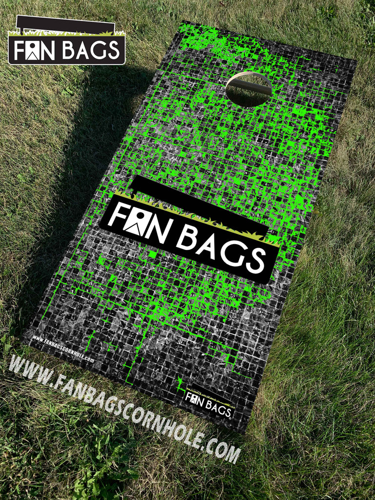 FANBAGS BLOCKS CORNHOLE SET