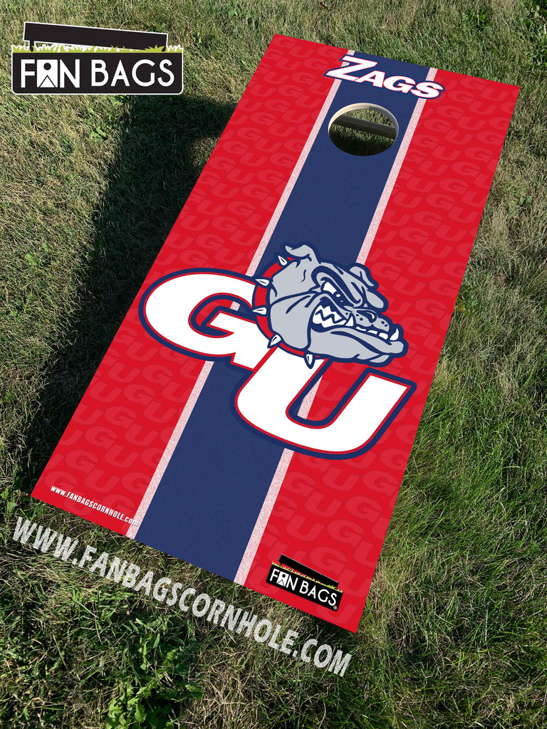 GONZAGA UNIVERSITY CORNHOLE SETS