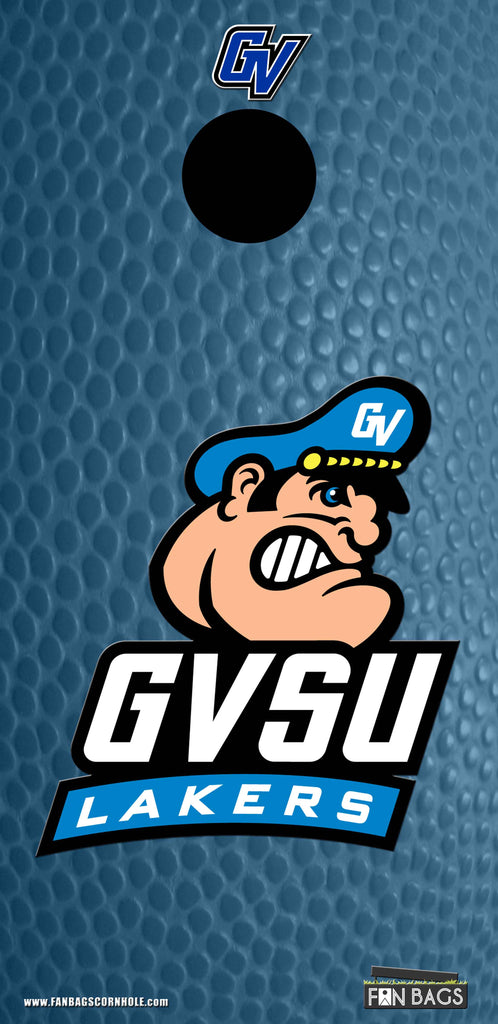 GRAND VALLEY STATE UNIVERSITY CORNHOLE SETS
