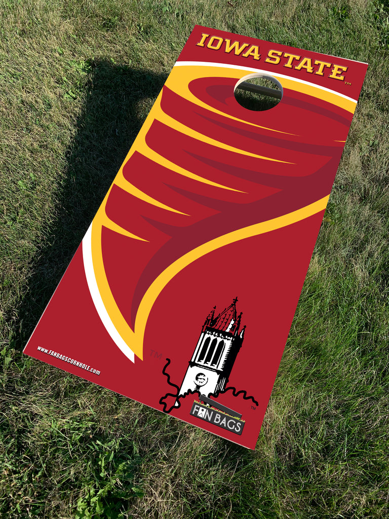 IOWA STATE UNIVERSITY CORNHOLE SETS