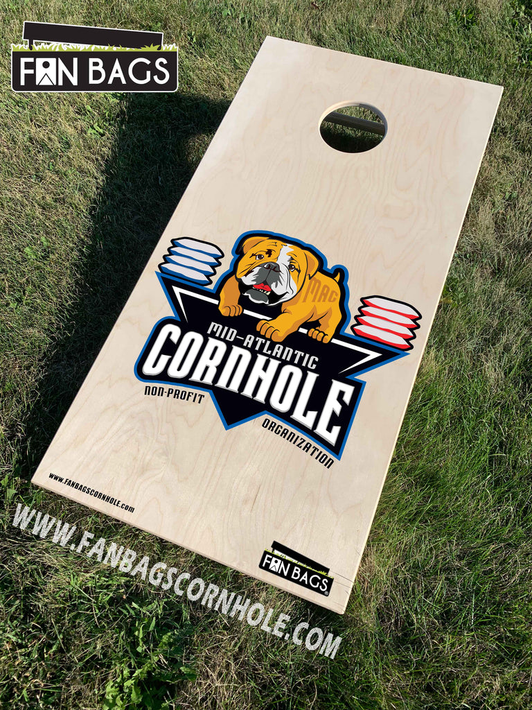 MID ATLANTIC CORNHOLE (MAC) CORNHOLE SETS