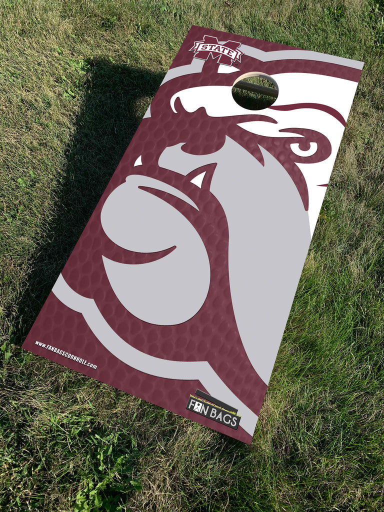 MISSISSIPPI STATE UNIVERSITY CORNHOLE SETS