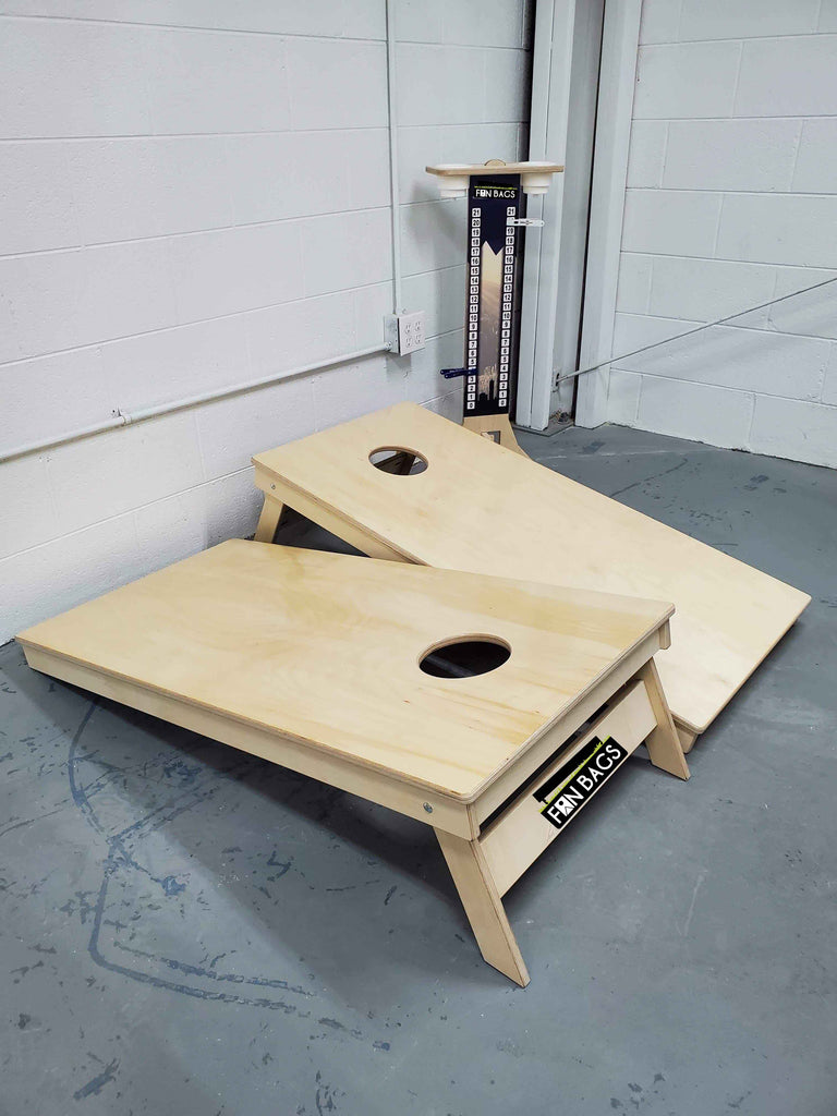 BUTLER UNIVERSITY CORNHOLE SETS