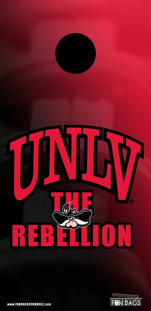 UNIVERSITY OF NEVADA LAS VEGAS (UNLV) CORNHOLE SETS