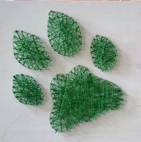 "Sunday, June 21, 2020: ""String Art Workshop"" @ Studio 614"