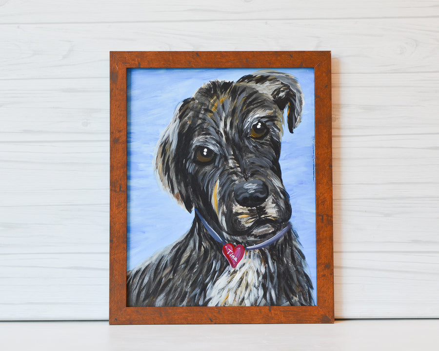 "Thursday, January 30, 2020: ""Paint Your Pet"" Canvas Painting @ Studio 614"