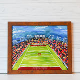 "Tuesday, April 2, 2019: ""Pick Your Stadium"" Canvas Painting Class @ Studio 614"
