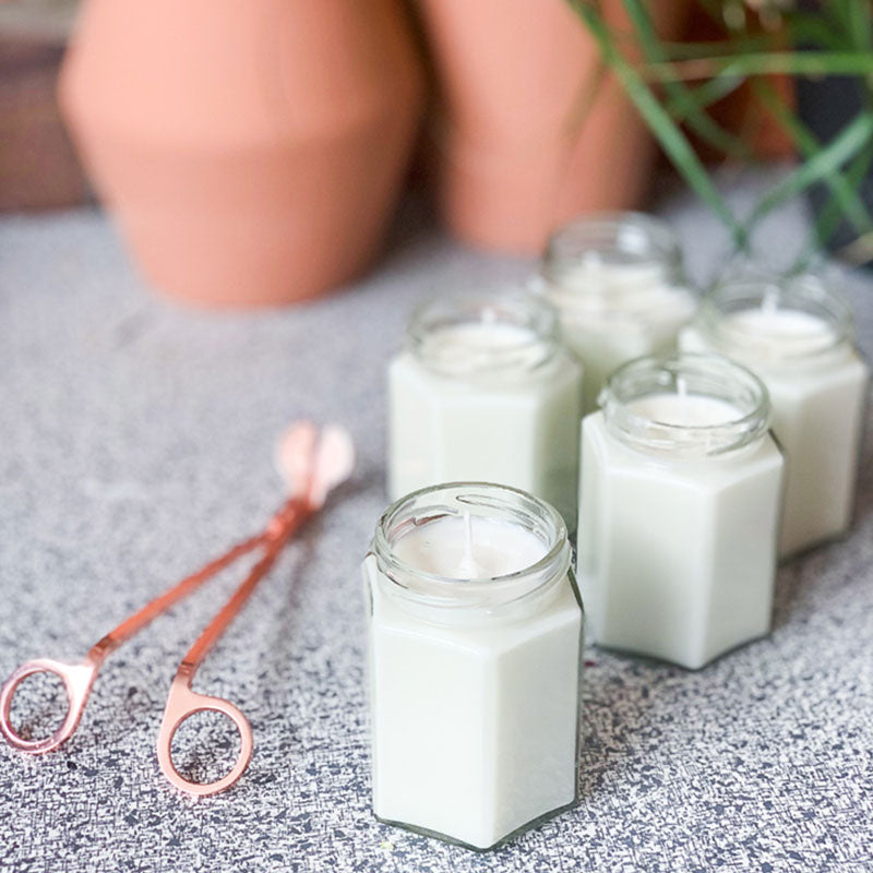 Sunday, August 30, 2020: DIY Candle Making Workshop @ Studio 614