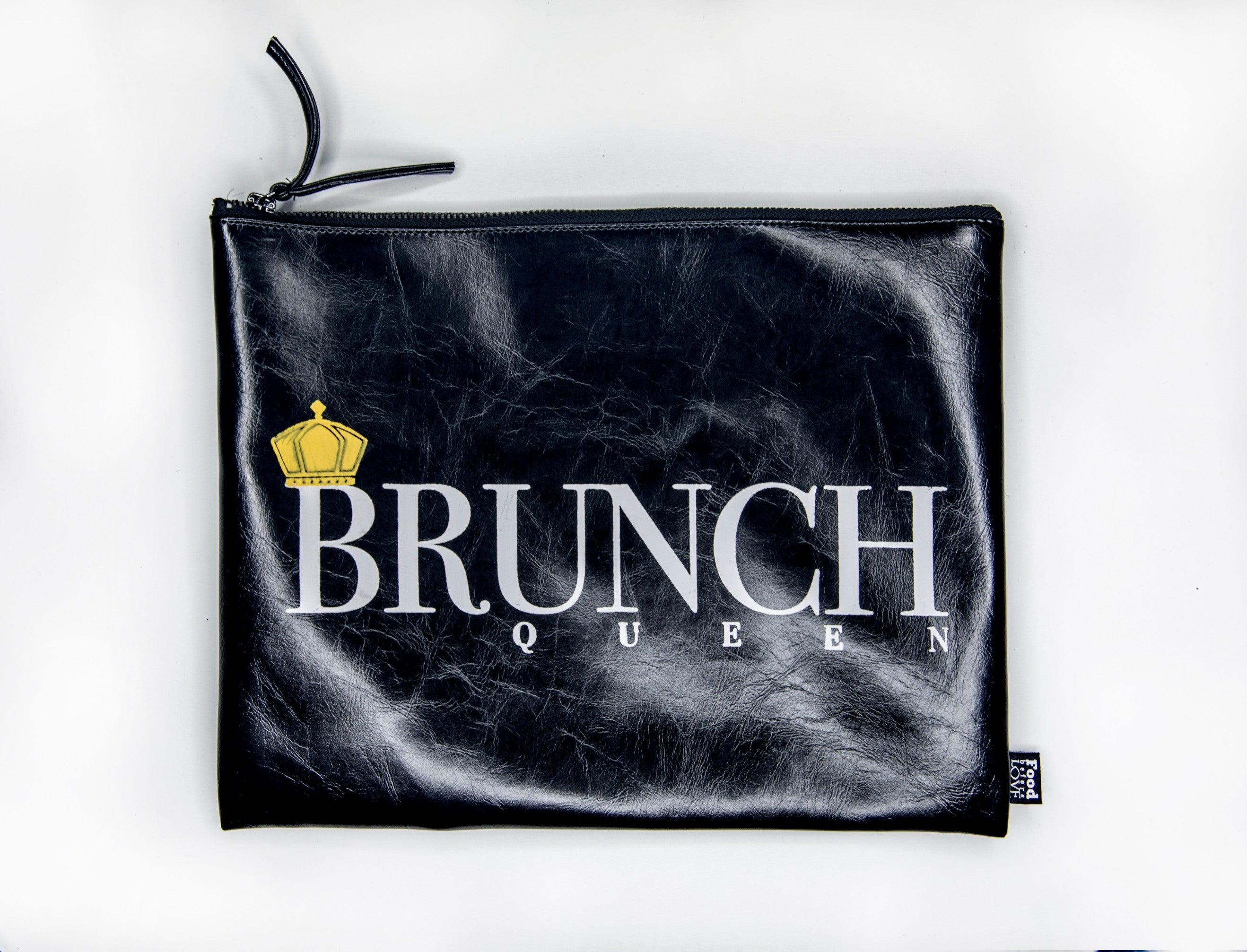black-brunch-queen-clutch-purse-faux-leather