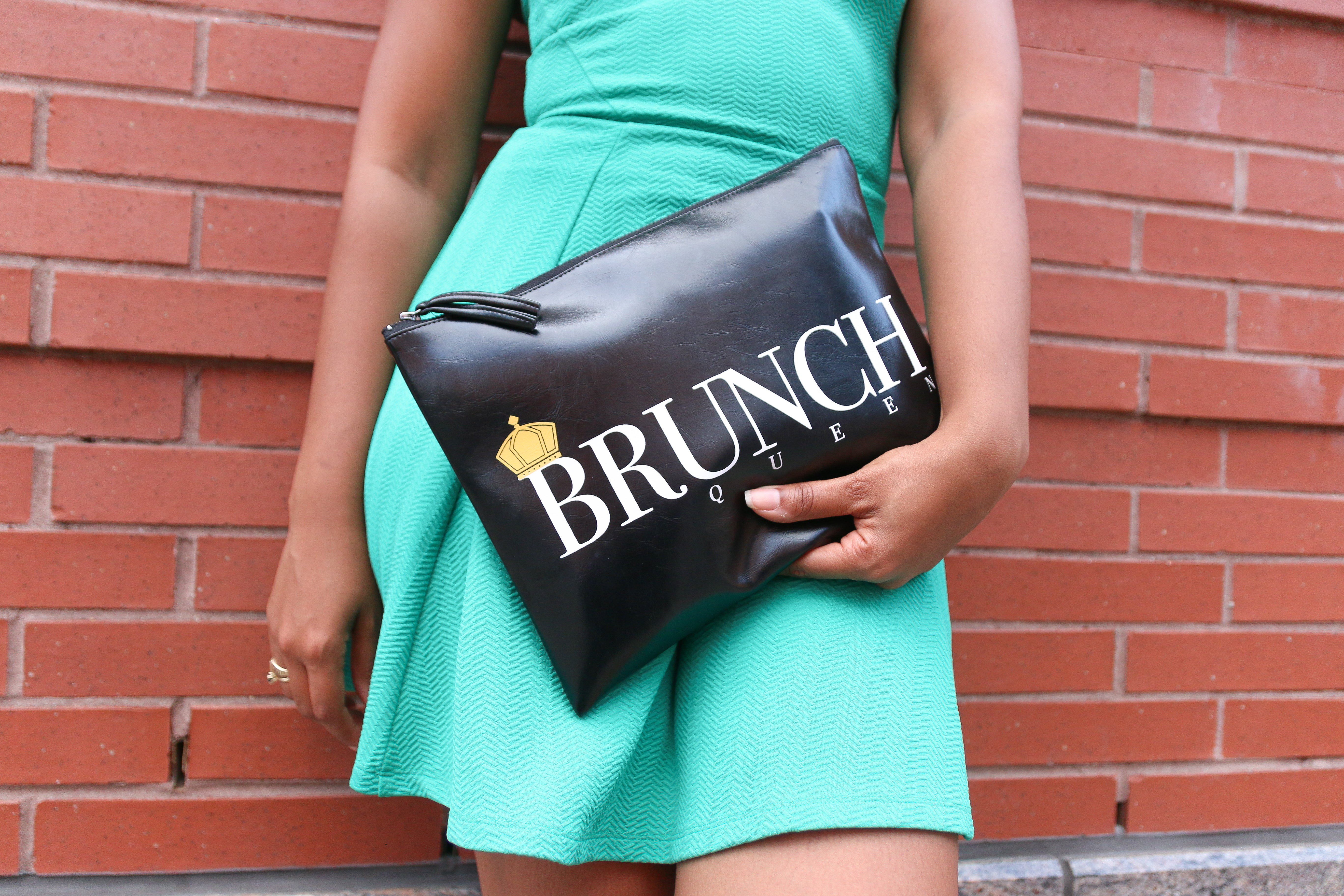 brunch-queen-clutch-purse-faux-leather