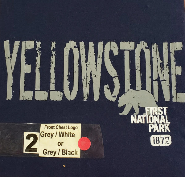 #2 Distressed Yellowstone Bear