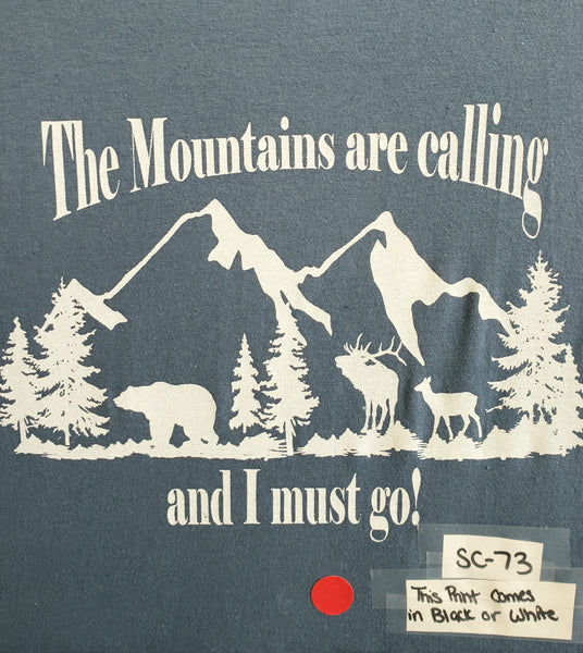#SC-73 Mountains Are Calling