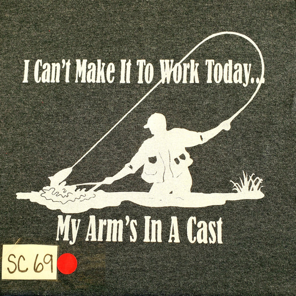 #SC-69 Arm in a Cast