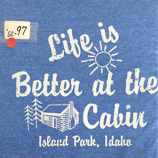 #SC-97 Life is Better at the Cabin