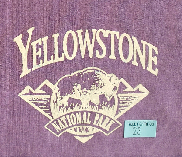 Yellowstone Bison Diamond Pocket