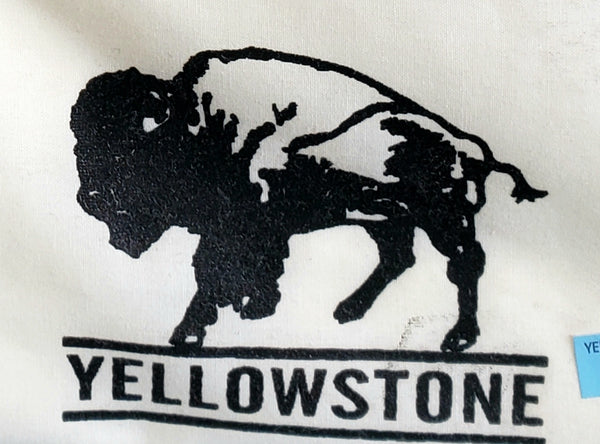 Yellowstone Bison Pocket