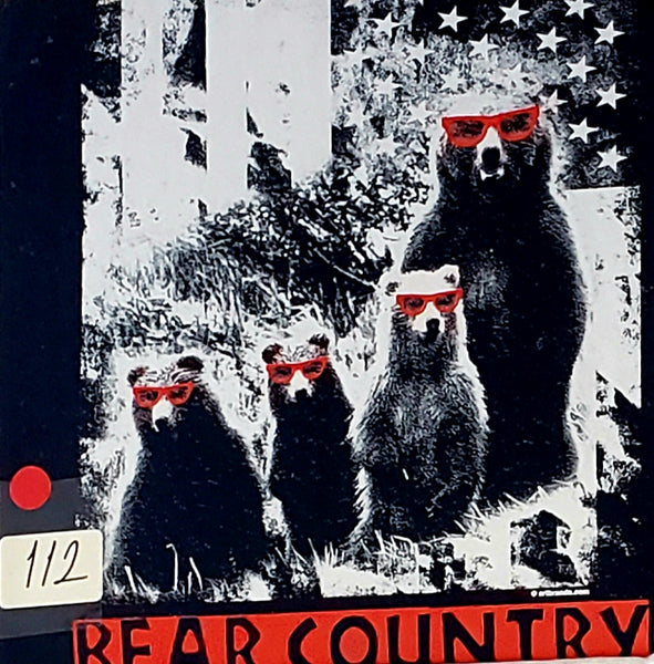 #112 Bear Country