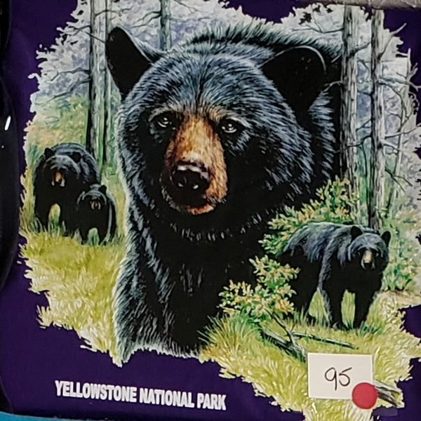 #95 Three Black Bears