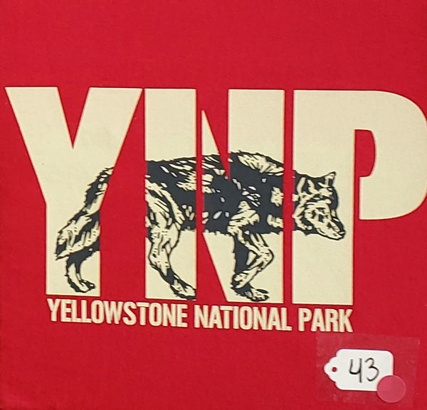 #43 YNP Wolf Walkthrough