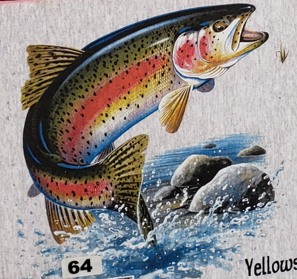 #64 Rainbow Trout