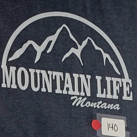 #140 Mountain Life Montana Chest