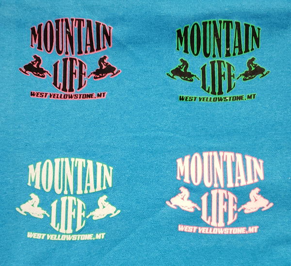 Mountain Life Pocket Design