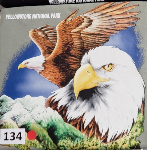 #134 Two Eagles