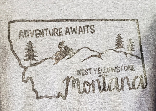 #SC-113 Adventure Awaits Montana