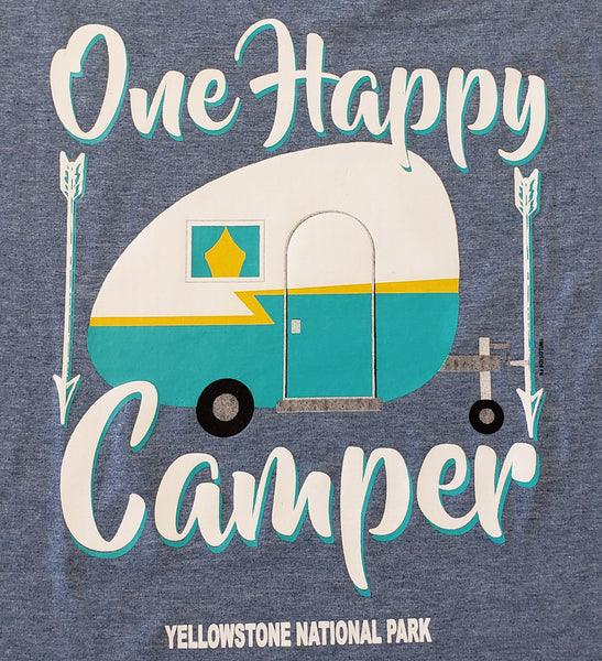 #37 One Happy Camper