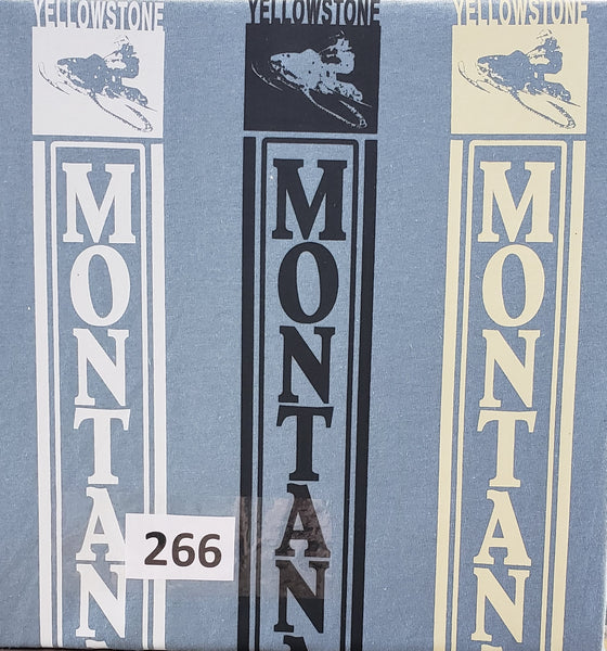 #266 Large Montana with Snowmobile Sleeve