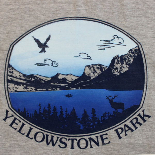 Yellowstone Scenery Print