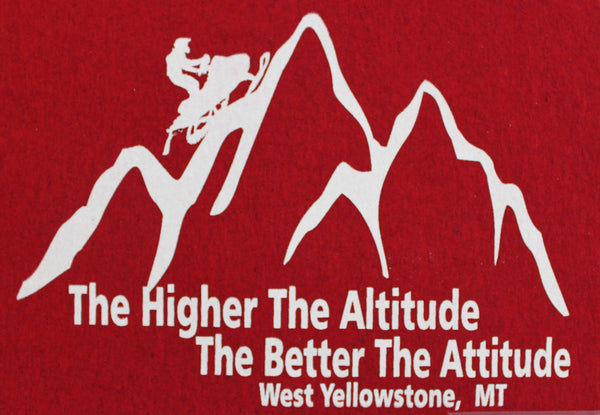 #SC-99 The Higher the Altitude, the Better the Attitude