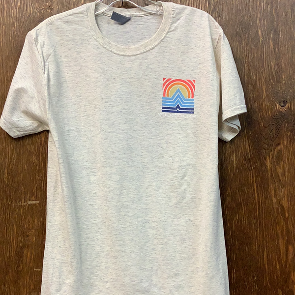 Layer Mountain Short Sleeve Shirt