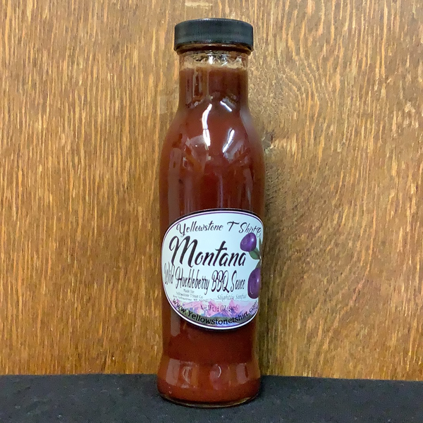 Huckleberry BBQ sauce