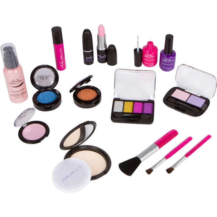 Pretend Makeup Play Deluxe 16 Piece Set