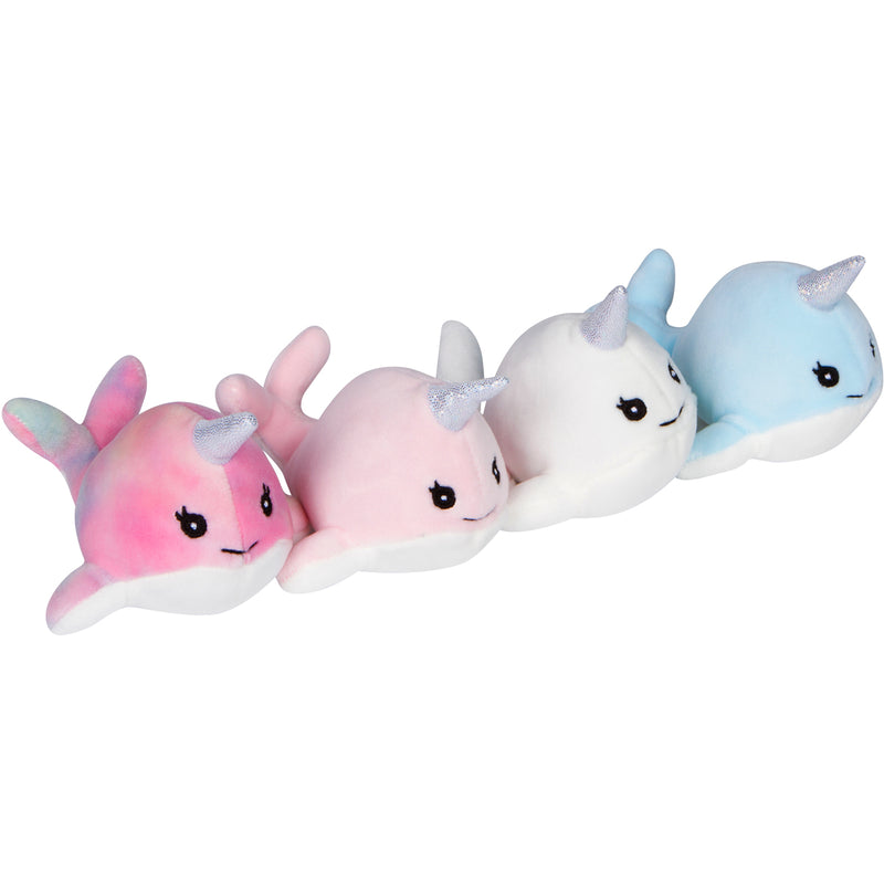 Snug-A-Babies Narwhal with Babies