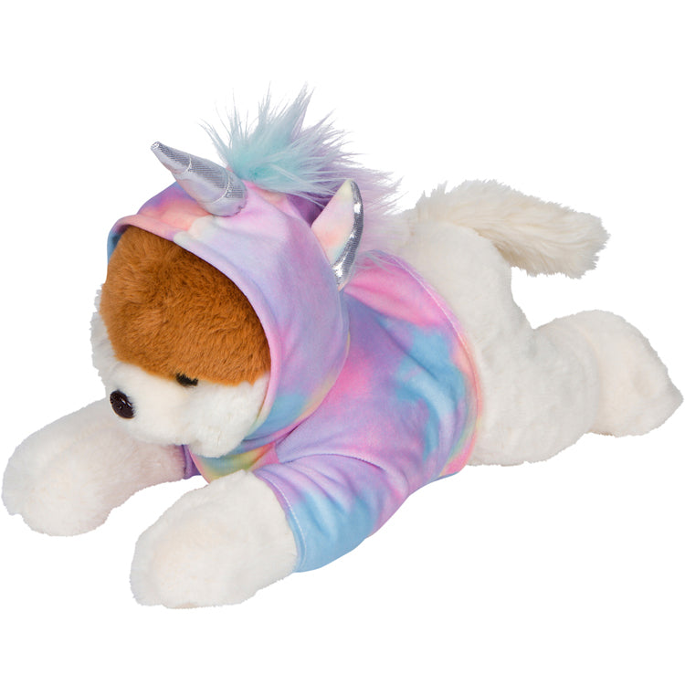 Snug-A-Babies Unicorn Dog with Baby Puppies