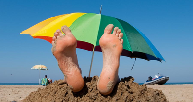 Prep Your Feet for Summer Fun - Part 1