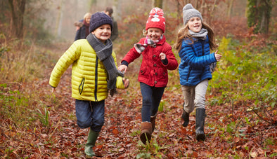 Children, Fitness & Nature