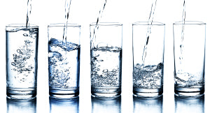 Drink plenty of water to reduce inflammation while travelling.