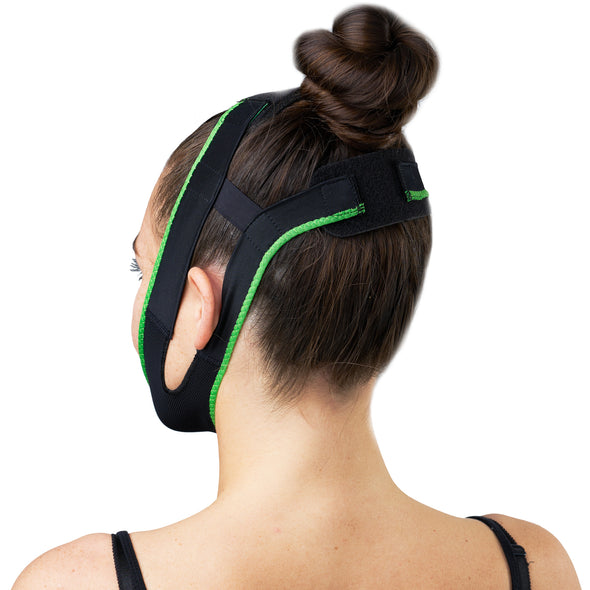 Adjustable Anti-Snoring Chin Strap