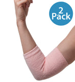 Moisturizing Gel Microfiber Elbow Sleeves