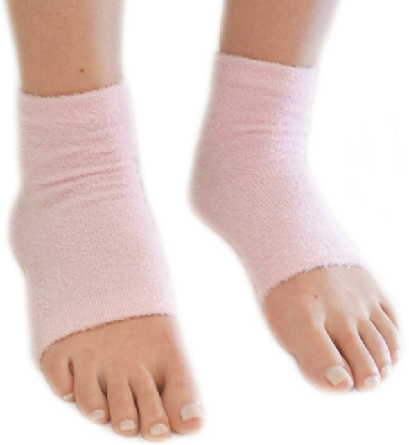 Intensive Moisturizing Gel Heel Sleeves