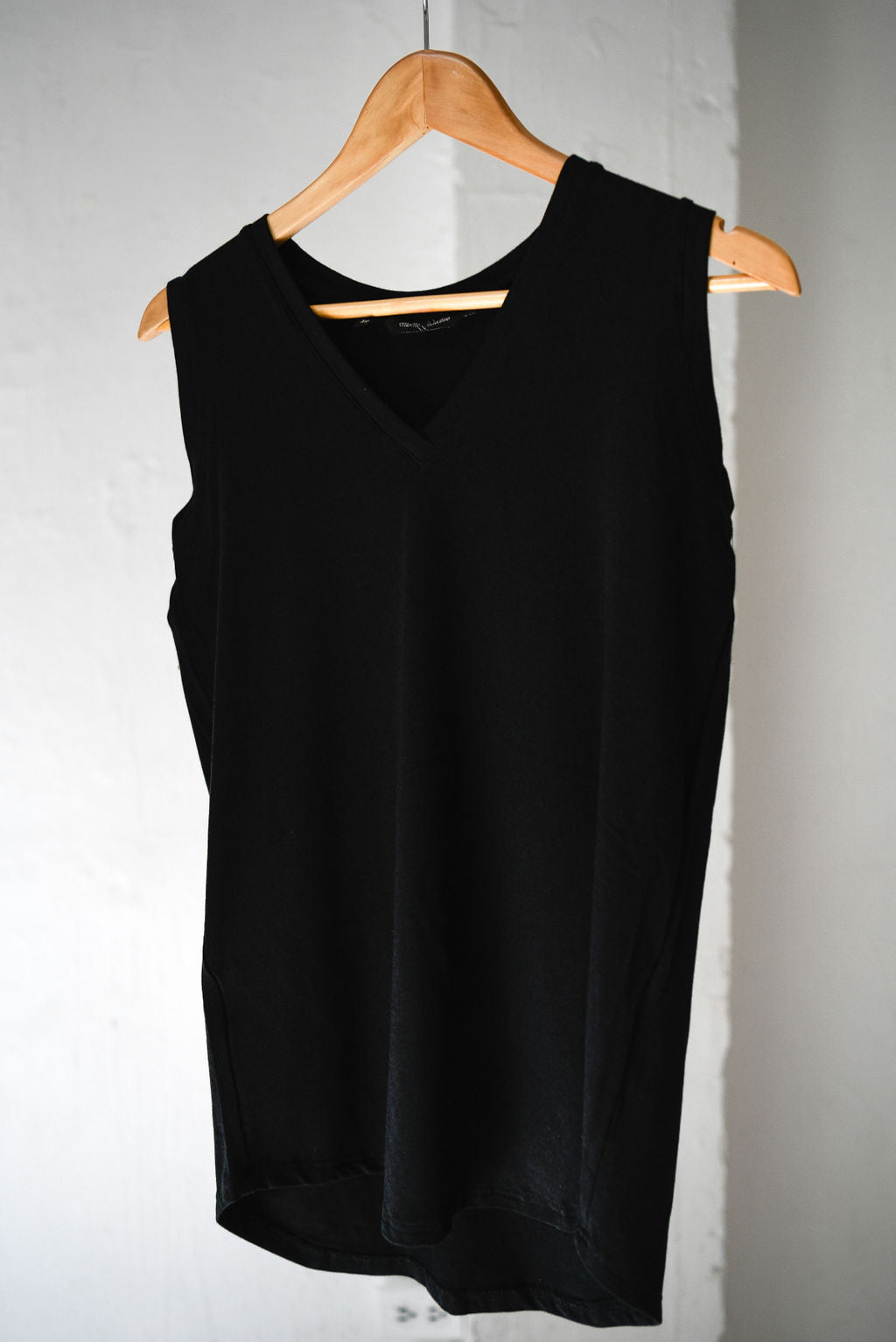 The Perfect Tank in Black