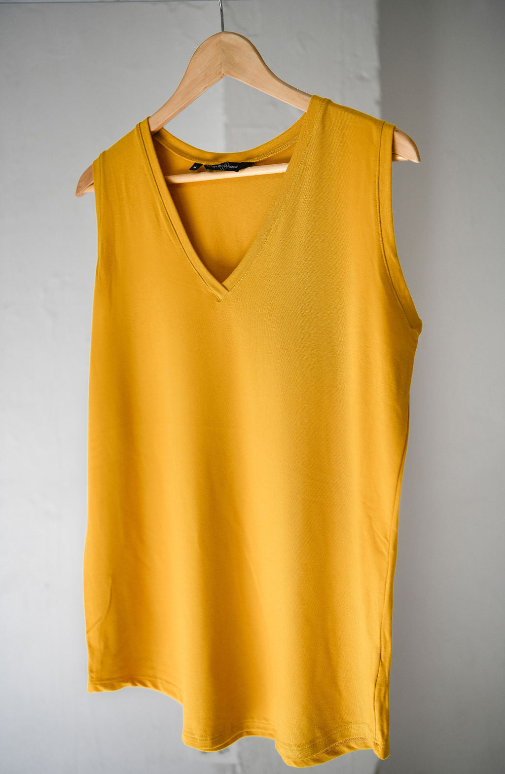 The Perfect Tank in Gold