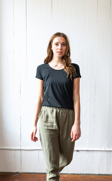 The Bamboo Perfect T in Black