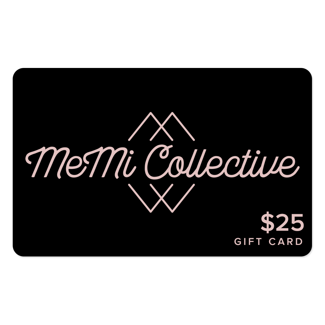 MeMi Collective $25 Gift Card