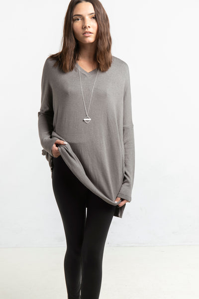 Covet + Keep Collaboration Necklace Silver
